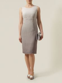 Ombre Layered Dress