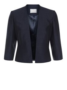 Petite Longline Edge To Edge Jacket