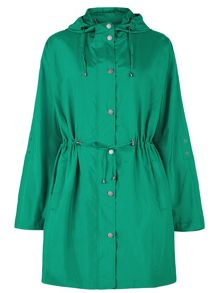 Emerald Hooded Parka