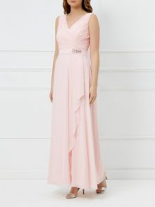 Waterfall Soft Maxi Dress