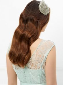 Jewel & Feather Fascinator