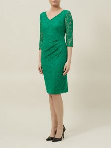 Emerals Lace Dress