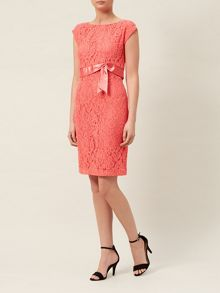 Vintage Lace Shift Dress