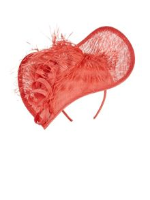 Heart Shaped Disc Headpiece