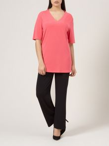 Coral Tunic 3/4 Sleeve
