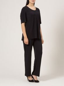 Black Tunic 3/4 Sleeve