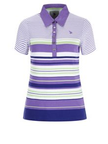 Stripe Rugby Top