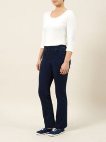 Dash Dark Wash Jeggings Petite