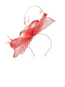 Satin Loop Fascinator