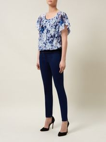 Forget Me Not Blouse Bubble