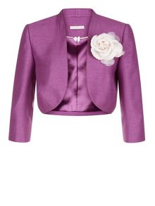 Detachable Trim Bolero