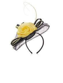 Jacques Vert Flower Trim Fascinator