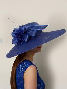 Satin Trim Hat