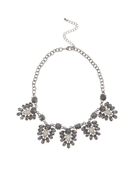 Kaliko Statement Leaf Necklace