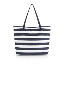 Simple Stripe Tote Bag