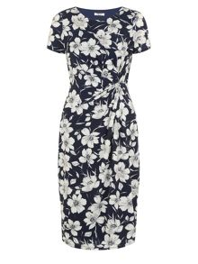 Precis Petite Floral Printed Dress