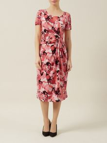 Precis Petite Short sleeve floral dress