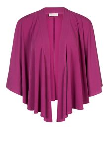 Plus Size Magenta Cover Up
