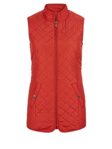 Re Nylon Lightweight Gilet