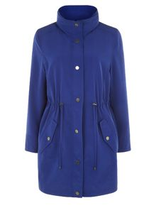 Blue Detachable Lining Mac