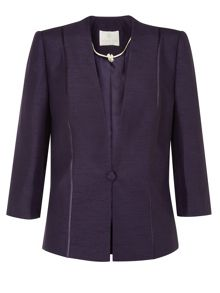 Corded Button Jacket