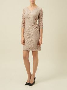 Oyster Lace Dress
