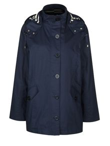 Dash Short Waterproof Coat