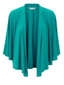 Green Cape Cover Up