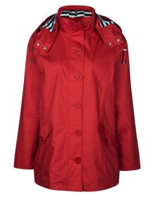 Short Waterproof Coat