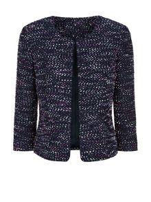 Edge To Edge Boucle Jacket