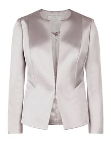 Sateen Edge To Edge Jacket
