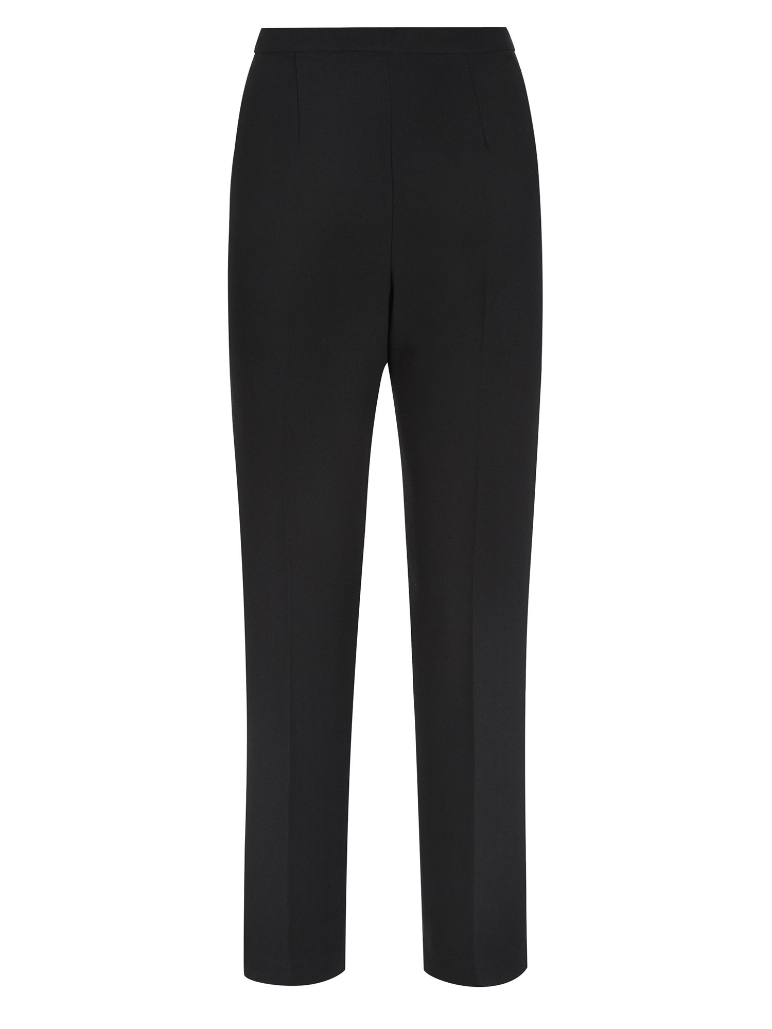 Eastex Straight Leg Trouser, Black