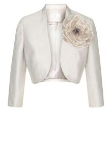 Bolero With Detachable Dip Dye