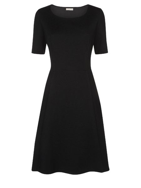 Planet Fit and flare dress
