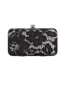 Overlay Lace Bag