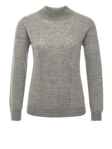 Eastex Cable Turtle Neck Sweater