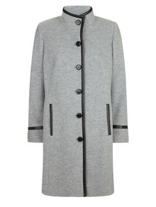Windsmoor Funnel Mid Wool Coat