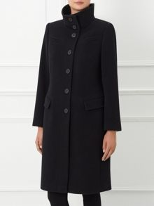 Windsmoor By Paul Costelloe Sloane Square Black Coat