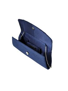 Jacques Vert Woven Effect Clutch Bag