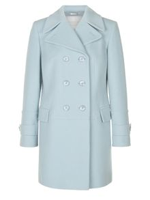 Windsmoor By Paul Costelloe Chelsea Ice Blue Coat