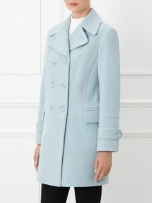 By Paul Costelloe Chelsea Ice Blue Coat