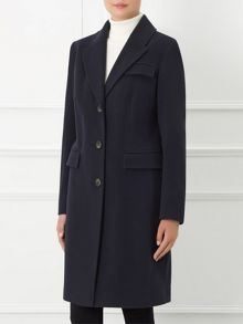 By Paul Costelloe Richmond Navy Coat