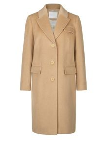 By Paul Costelloe Richmond Camel Coat