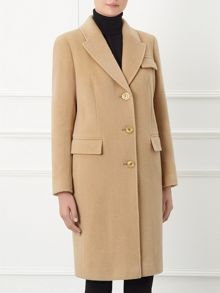 Windsmoor By Paul Costelloe Richmond Camel Coat