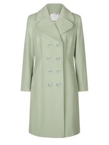 By Paul Costelloe Berkley Square Pistachio Coat