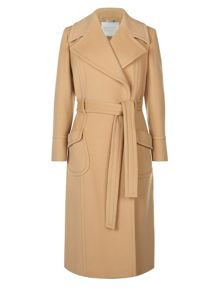 Windsmoor By Paul Costelloe Windsor Camel Belted Coat