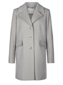 Windsmoor By Paul Costelloe Marleybone Dove Grey  Coat