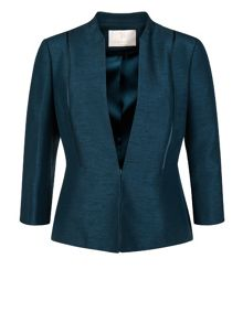 Jacques Vert Petite Ribbon Button Jacket