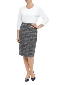 Eastex Tweed Skirt