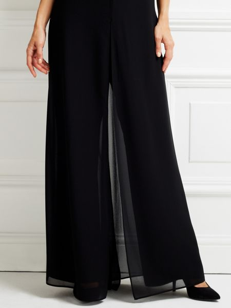 Jacques Vert Double Layer Trousers